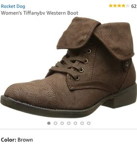 Rocket Dog Tiffany Western Ankle Boot 10